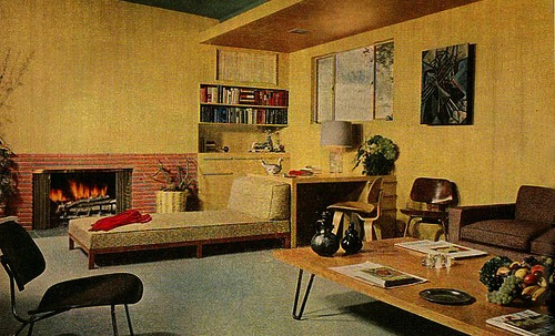 Ultimate spring cleaning day 13 goodbye white walls for 60s living room ideas